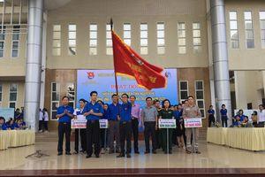 Chiến dịch tình nguyện hè Nam Định hướng về dân sinh, môi trường