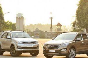 2 chiếc ô tô SUV 7 chỗ đẹp long lanh bán chạy nhất ở Việt Nam