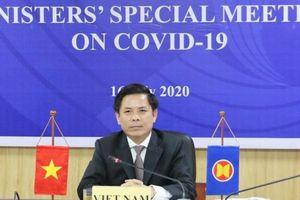 Đẩy mạnh kết nối giao thông vận tải ASEAN - Trung Quốc trong dịch Covid-19