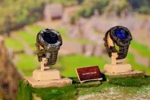 Garmin ra mắt đồng hồ thông minh với công nghệ sạc năng lượng mặt trời