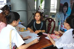 Ngày hội việc làm cho sinh viên trường y