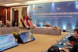 Chủ động trên cương vị chủ nhà của Mạng lưới các Trung tâm Gìn giữ hòa bình ASEAN