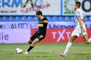 Đại thắng SPAL 4-0, Inter Milan 'phả hơi nóng' vào gáy Juventus