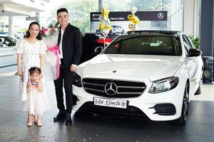 'Thánh livestream' Lê Dương Bảo Lâm tậu Mercedes E-Class gần 3 tỷ
