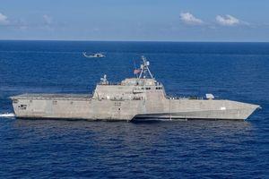 Khi Mỹ thể hiện 'khí khái', các bên tranh chấp sẽ 'bạo dạn hơn' ở Biển Đông?