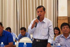 Vì sao dừng chuyển vụ cho thuê 41ha đất công ở Bình Thuận sang CQĐT?