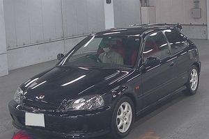 Honda Civic Type R 2000 rao bán giá hơn 1.6 tỷ đồng