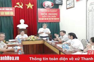 Hội nghị góp ý về tác phẩm 'Hát khặp dân tộc Thái tỉnh Thanh Hóa'