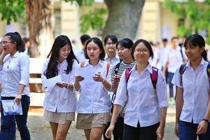 89.000 thí sinh bắt đầu kỳ thi tuyển sinh lớp 10 công lập Hà Nội