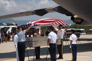 Mỹ tổ chức Lễ hồi hương hài cốt binh sĩ lần thứ 153 tại Hà Nội