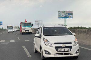 Sắp phục hồi Trung tâm giám sát cao tốc TP.HCM - Trung Lương