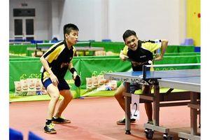 Hai cặp vận động viên TP Hồ Chí Minh vào chung kết đôi nữ