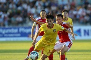 Hà Nội FC và Hồng Lĩnh Hà Tĩnh thắng kịch tính, Hoàng Anh Gia Lai trở lại top 3