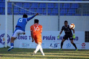 Vòng 10 V.League 2020: Sông Lam Nghệ An, SHB Đà Nẵng cùng thua trên sân nhà
