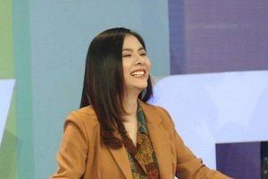 Nữ diễn viên phim 'Thiên mệnh anh hùng' 'kể xấu' chồng trên sóng truyền hình
