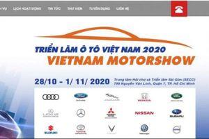 Vietnam Motor Show 2020 bị hủy vì không đạt được đồng thuận