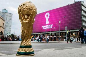 FIFA công bố lịch thi đấu World Cup 2022