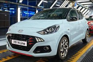 Chi tiết Hyundai i10 N Line giá từ 470 triệu đồng