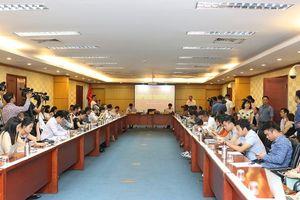 Bộ Tài nguyên và Môi trường giải đáp nhiều vấn đề 'nóng' được dư luận quan tâm