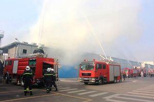 Huyện Mê Linh: Xử phạt gần 1 tỷ đồng vi phạm phòng chống cháy nổ