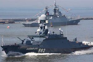 Báo Mỹ: Năng lực chiến đấu Hải quân Nga bằng 49% Mỹ?
