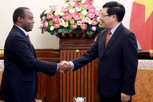 Việt Nam sẽ hỗ trợ khẩu trang y tế cho Angola và một số nước châu Phi