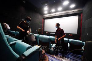Nhiều rạp chiếu phim tại Trung Quốc hoạt động trở lại