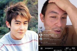 Mặc dù xuống sắc thảm hại nhưng hình ảnh thời hoàng kim của 'bad Boy' Trần Quán Hy vẫn khiến triệu fan nữ xao xuyến vì quá đẹp trai