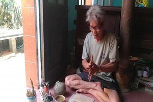 Chuyện đời của nghệ nhân duy nhất hơn nửa thế kỷ gìn giữ nghề nặn phỗng đất ở xứ Kinh Bắc