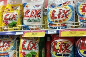 Bột giặt Lix có lãi bán niên đạt tới 112 tỷ đồng nhờ bán nước rửa tay