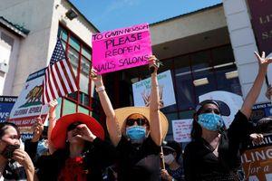 Cộng đồng làm nail gốc Việt ở Mỹ đoàn kết sau câu nói của thống đốc