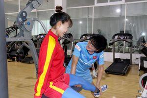 Đội tuyển nữ Việt Nam gặp 'bão' chấn thương