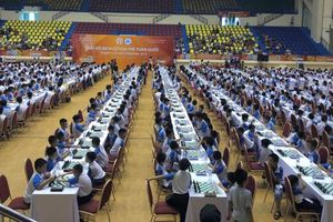 Khởi tranh Giải vô địch cờ vua trẻ toàn quốc 2020