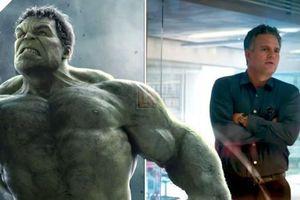 Lộ cảnh phim bị cắt khi Hulk hợp nhất với Bruce Banner trong Infinity War thay vì Endgame