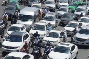 Năm 2021, TP.HCM bắt đầu nghiên cứu thu phí ô tô vào trung tâm
