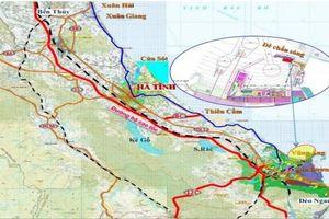 Hà Tĩnh đề xuất ưu tiên bố trí nguồn vốn cho dự án cao tốc Bắc Nam đoạn qua Bãi Vọt - Vũng Áng