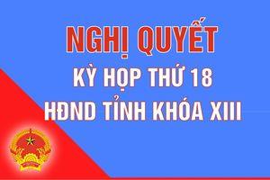 Về việc cho thôi làm nhiệm vụ đại biểu Hội đồng nhân dân tỉnh Quảng Ninh, khóa XIII, nhiệm kỳ 2016 - 2021