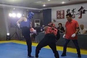Truyền nhân Diệp Vấn bị đánh tơi tả: Găng tay kiểu Tây làm hỏng võ Trung Quốc