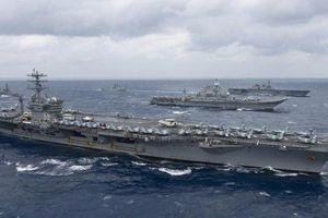 Tập trận chung Ấn - Mỹ ở Ấn Độ Dương nhắm mục tiêu gì?