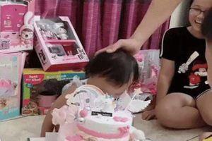 Úp bánh sinh nhật vào mặt con gái, Quế Ngọc Hải nói gì?