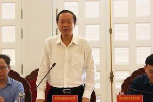 Thứ trưởng Phạm Ngọc Thưởng: Gia Lai cần đặc biệt quan tâm, chú trọng bảo vệ rừng