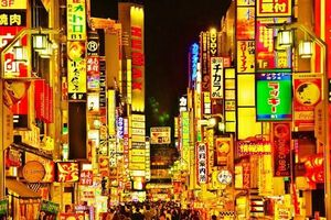 Khám phá phố đèn đỏ ở Tokyo, Nhật Bản