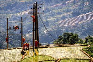 Ngành điện góp phần quan trọng thúc đẩy kinh tế Lào Cai