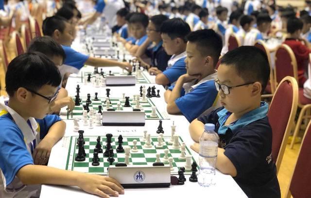 Giải cờ vua trẻ toàn quốc năm 2020 cúp Vietcombank