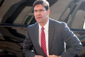 Bộ trưởng Quốc phòng Mỹ: Hoa Kỳ muốn đảm bảo giao thông tự do ở Biển Đông