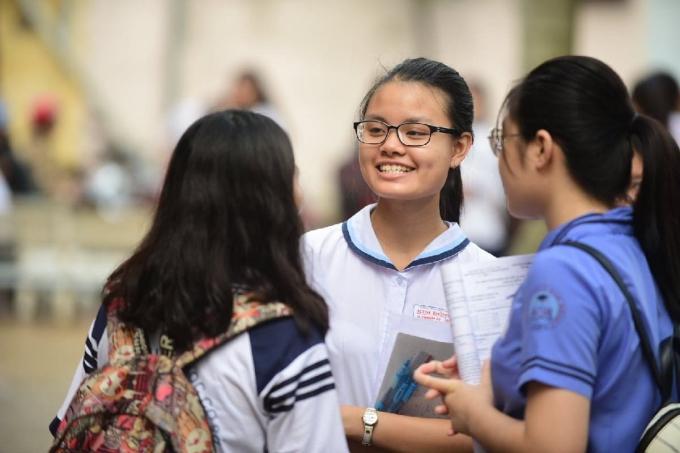 Tuyển sinh lớp 10:HS phải xác nhận nhập học trong thời gian từ ngày 3-5/8