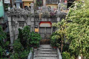 Bí ẩn bên trong lăng mộ đá cổ 100 tuổi giữa lòng Hà Nội