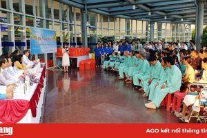 Công đoàn Bệnh viện Đa khoa Trung tâm An Giang – điểm sáng trong phong trào thi đua