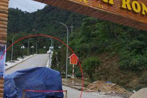 Tai nạn làm 1 người chết, chủ khu du lịch không trình báo, tự cẩu xe