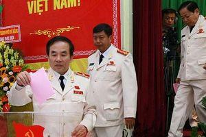 Thiếu tướng Vũ Xuân Viên tái đắc cử Bí thư Đảng ủy Công an Đà Nẵng